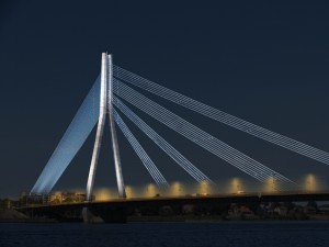 vansu tilts apgaismojums