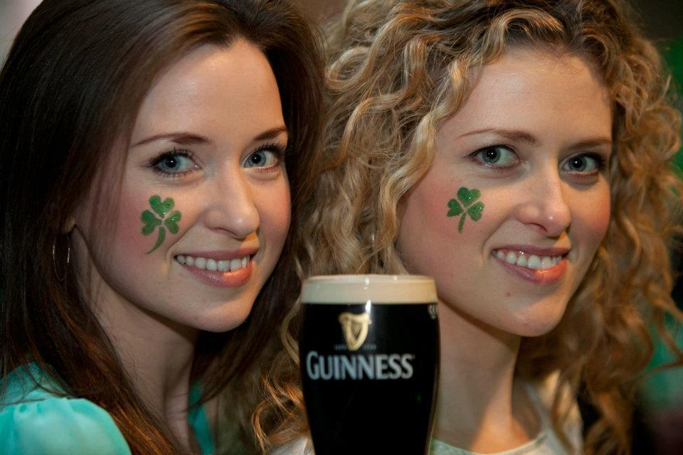 guinness st.patric day
