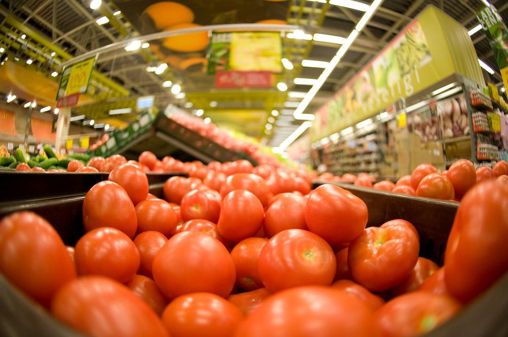 Rimi veikalos iespejams iegadaties Marupes tomatus