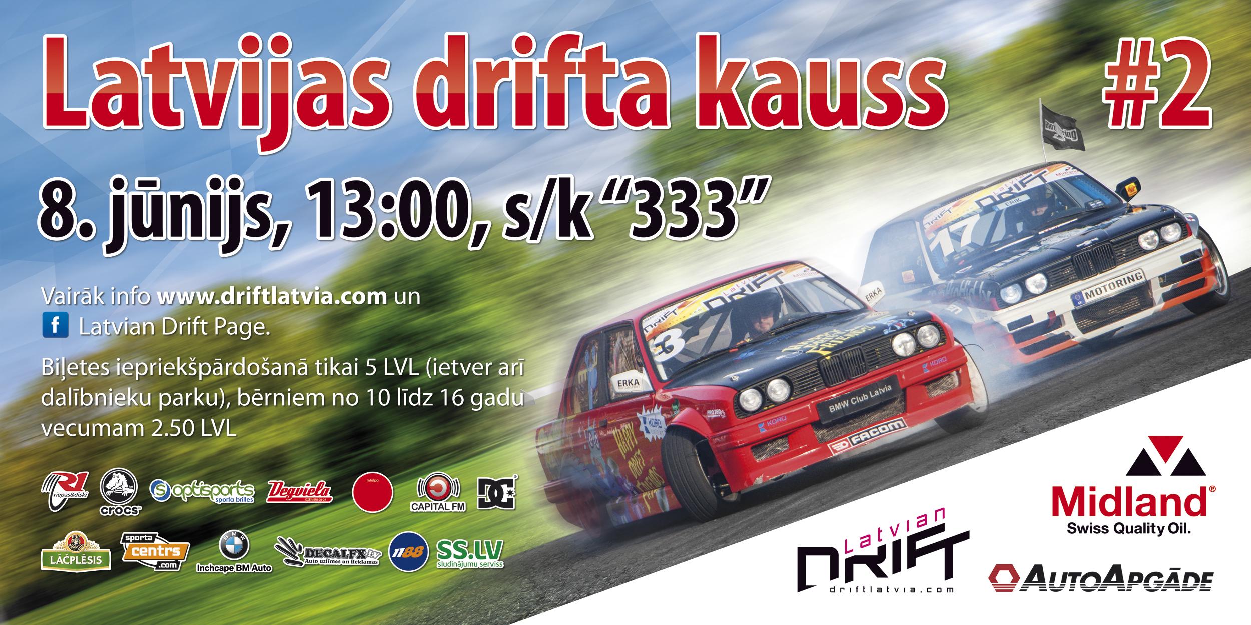 333 drifts