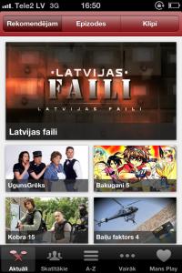 TV3_Play_aplikacija