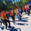 Fitnesa trenere Šobrīd sporta klubos aktīvi notiek gatavošanās skriešanas maratoniem